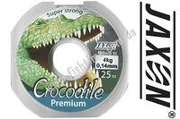 Леска Jaxon Crocodile Premium 25м 0.14мм