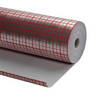 cumpără Izolare pu podea PEE s= 3mm+strat AL  (1x100m) patr.rosii în Chișinău