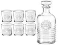 cumpără Set garafa si 6 pahare Officina-1825 (in cutie de cadou) în Chișinău