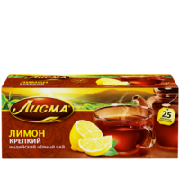 Lisma Лимон 25п