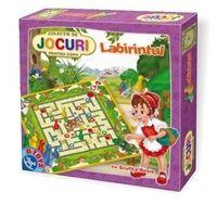 D-Toys Labirintul cu Scufita Rosie (60075)