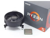 AMD Ryzen 5 1400 3.2Ghz-3.4GHz Box