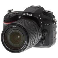 Зеркальная фотокамера NIKON D7200 KIT 18-105VR