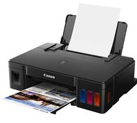 купить Printer Canon Pixma G1411 + Gift Kit II (GI-490BK + PP-201) в Кишинёве