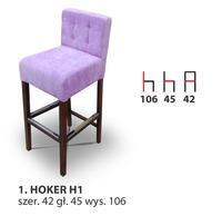 Деревянный стул Hoker H1
