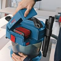 Промышленный пылесос Bosch GAS 18V-10L (B06019C6300)