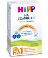 Hipp HA 1 combiotic молочная смесь, 0+мес. 350 г
