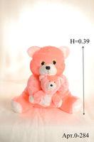 Медведь с маленьким медвежонком арт. 0-284