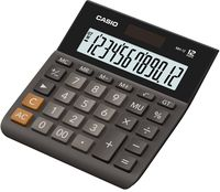 CASIO Калькулятор CASIO MH-12BK, 12-разрядный