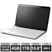 "Ноутбук Sony VAIO E SVE1512M1EW (15,6"" i5 3210M HDGraphics 4GB 1TB Win8) White"