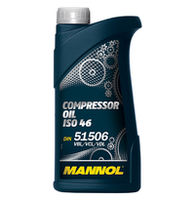 Масло компрессорное Mannol 1L