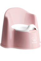 Горшок-кресло BabyBjorn Potty Chair Powder Pink