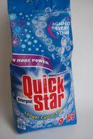 стиральный порошок  QUICK STAR 9 kg