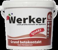 Grund pentru perete Werker Betokontakt 6,3 kg
