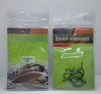 Карповые тефлоновые крючки Dr.Agon Gnippen N6