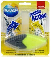 Sano Мыло для туалета Sanobon Double Action Lemon (55 гр.)  991587