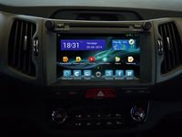Kia Sportage (10+) ANDROID G7 - Fly Audio