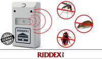 Отпугиватель насекомых и грызунов Riddex Plus (ультразвуковой)