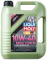 купить Масло 10W-40 Molygen (5L) Liqui Moly (10W40) в Кишинёве