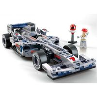 "КОНСТРУКТОР 1:24 F1 ""Silver Arrows"" Racing Car"