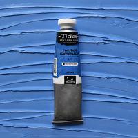 Vopsea ulei, Tician, Pastel albastru, 46 ml