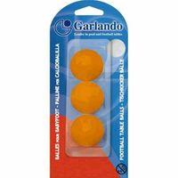 Мячики для настольного футбола (3 шт.) Garlando BLI-3PA (5466)