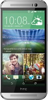 HTC One M8 16GB 2 SIM (Dual) Silver