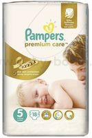 Pampers Premium Care Junior 5 (11-18 кг.) 18 шт.