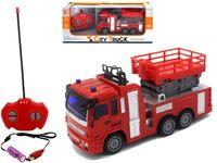 Машина 911 City truck 1:30 Р/У с аккумулятором