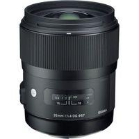 Prime Lens Sigma AF  35mm f/1.4 DG HSM ART F/Can