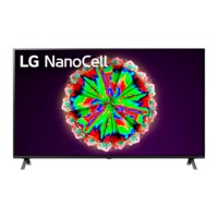 "Televizor 49"" LED TV LG 49NANO866NA, Black"