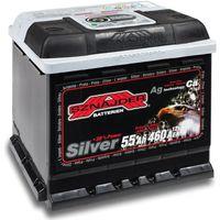 Аккумулятор SZNAJDER Silver 55Ah