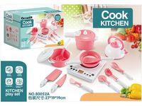 Set Cook Kitchen 27X19X19cm