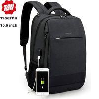 Рюкзак Tigernu T-B3516 с USB портом и отделением для ноутбука 15.6