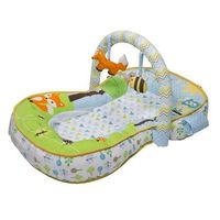 Игровой коврик 3 in 1 Summer Infant Laid Back Lounger