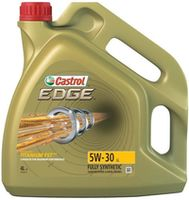 Моторное масло Castrol Edge Titanium LL 5W-30 4L