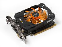 Zotac GeForce GTX750 Ti 2Gb DDR5 (ZT-70601-10M)