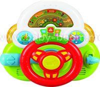 """Baby Mix DI-WD 3740 Музыкальная игрушка """"Руль"""""""