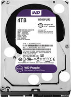 "Жесткий диск 3.5"" HDD 4.0TB  Western Digital WD40PURZ Caviar® Purple™, IntelliPower, 64MB, SATAIII"