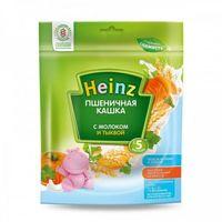 Heinz каша пшеничная молочная c тыквой, 5+мес. 250г