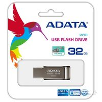 Flash Drive ADATA UV131, Grey 32Gb