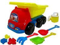 cumpără Set de jucarii pentru nisip in masina 8buc, 19X37cm în Chișinău