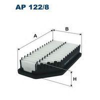 FILTRON AP122/8, Воздушный фильтр