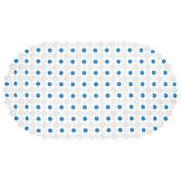 Противоскользящий коврик для ванной и душевой кабины Tatkraft LOTUS 14237