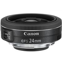 Canon EF-S 24mm F2.8 STM, Prime Lens