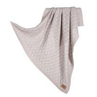Покрывало La Millou Tender Cotton Blanket Pearl Vanilla