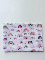 Муслиновая пеленка Pampy 100*80 см Rainbow