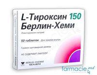 L-Thyroxin tab.150 mcg N25x2
