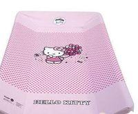 Masă schimbătoare (cu tetiera) 50x70 Hello Kitty, roz, cod 43749