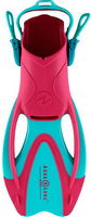 Ласты Aqualung Zinger L Turquoise/Bright Pink